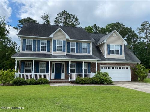 Photo of 609 Stagecoach Drive, Jacksonville, NC 28546 (MLS # 100276228)