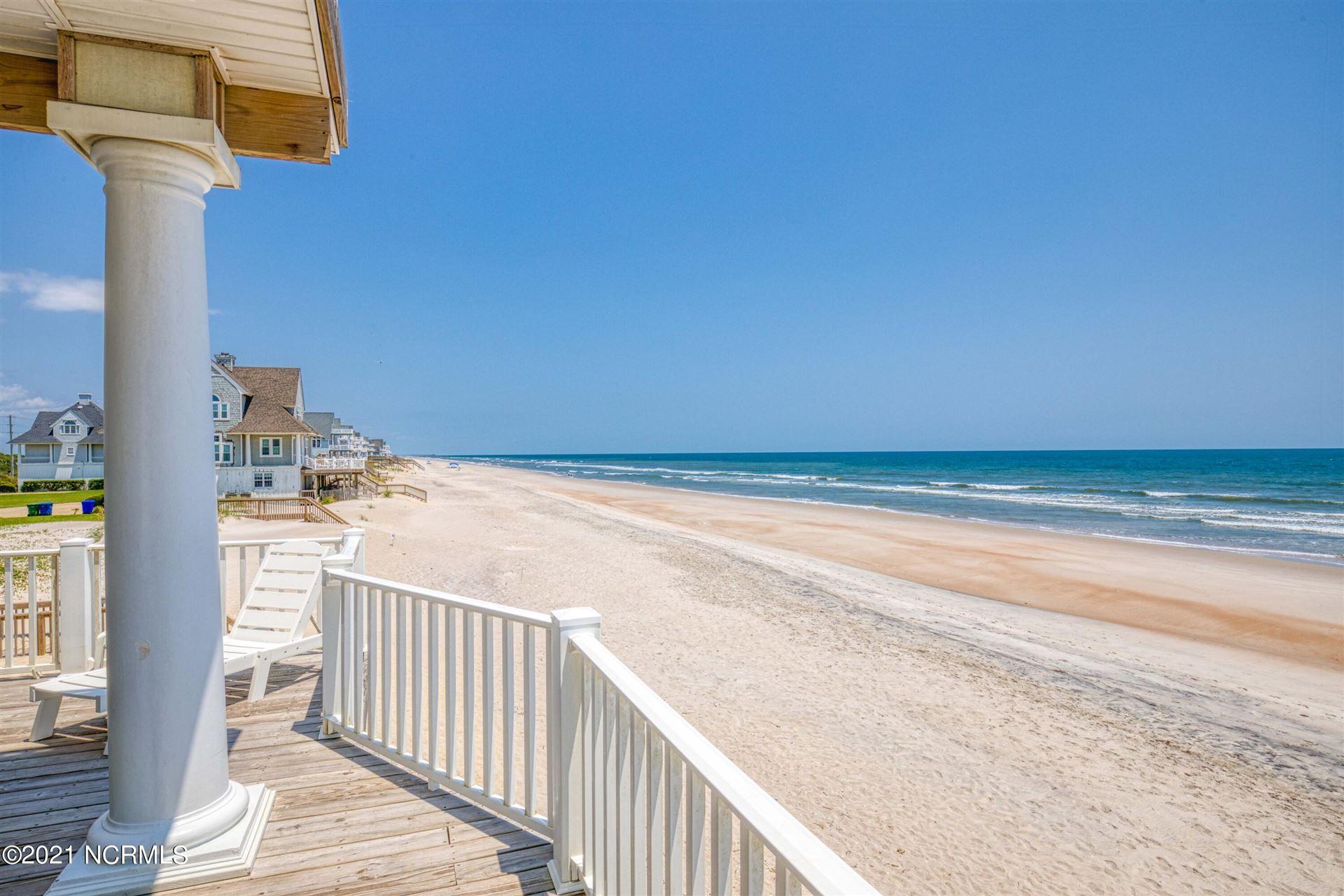 Photo of 4192-4194 Island Drive, North Topsail Beach, NC 28460 (MLS # 100293228)