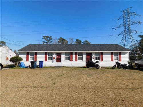 Photo of 1220-1222 Davis Street, Jacksonville, NC 28540 (MLS # 100146229)