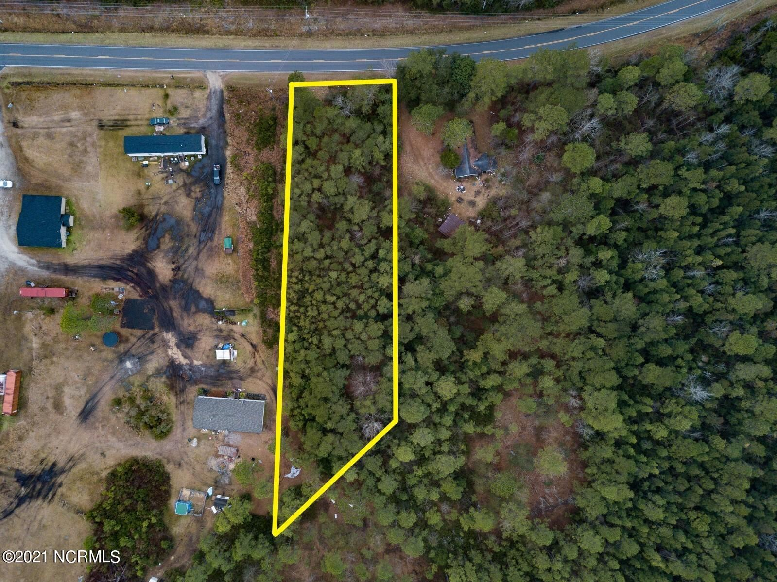 Photo of 0.77ac Shaw Highway, Rocky Point, NC 28457 (MLS # 100253229)