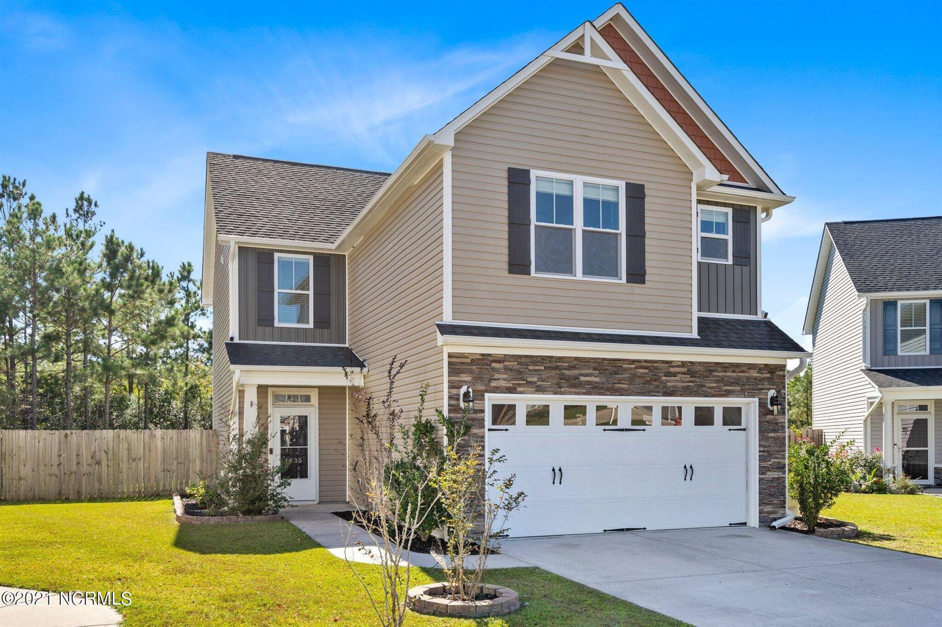 Photo of 4035 Darrow Drive, Leland, NC 28451 (MLS # 100295229)