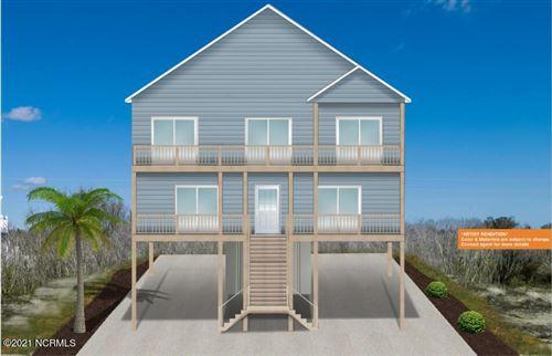 Photo of 439 Hampton Colony Circle, North Topsail Beach, NC 28460 (MLS # 100255232)