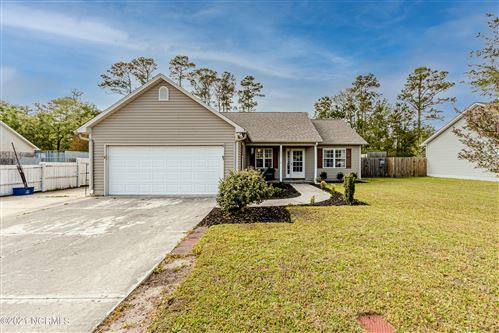 Photo of 435 Spring Drive, Jacksonville, NC 28540 (MLS # 100267232)