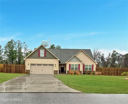 Photo of 208 Peaceful Lane, Hubert, NC 28539 (MLS # 100258233)