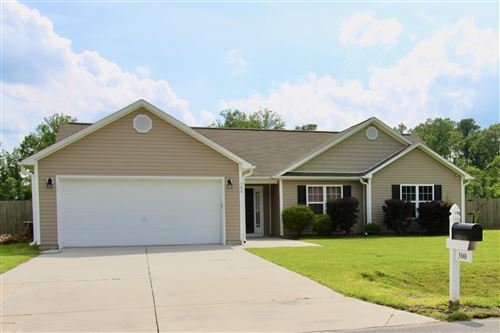 Photo of 300 Tuscan Court, Richlands, NC 28574 (MLS # 100219234)