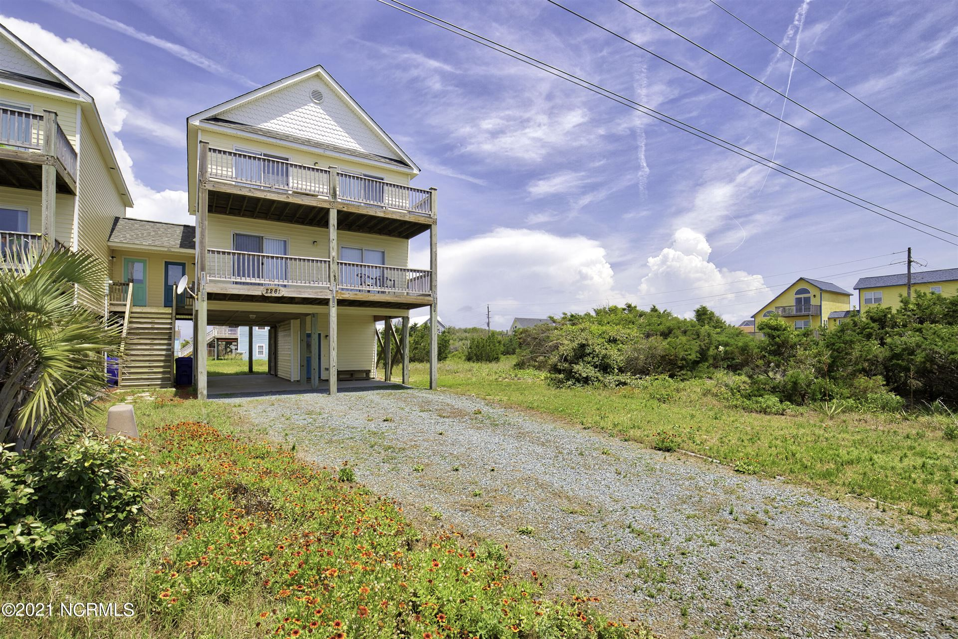 Photo of 2261 New River Inlet Road, North Topsail Beach, NC 28460 (MLS # 100288234)