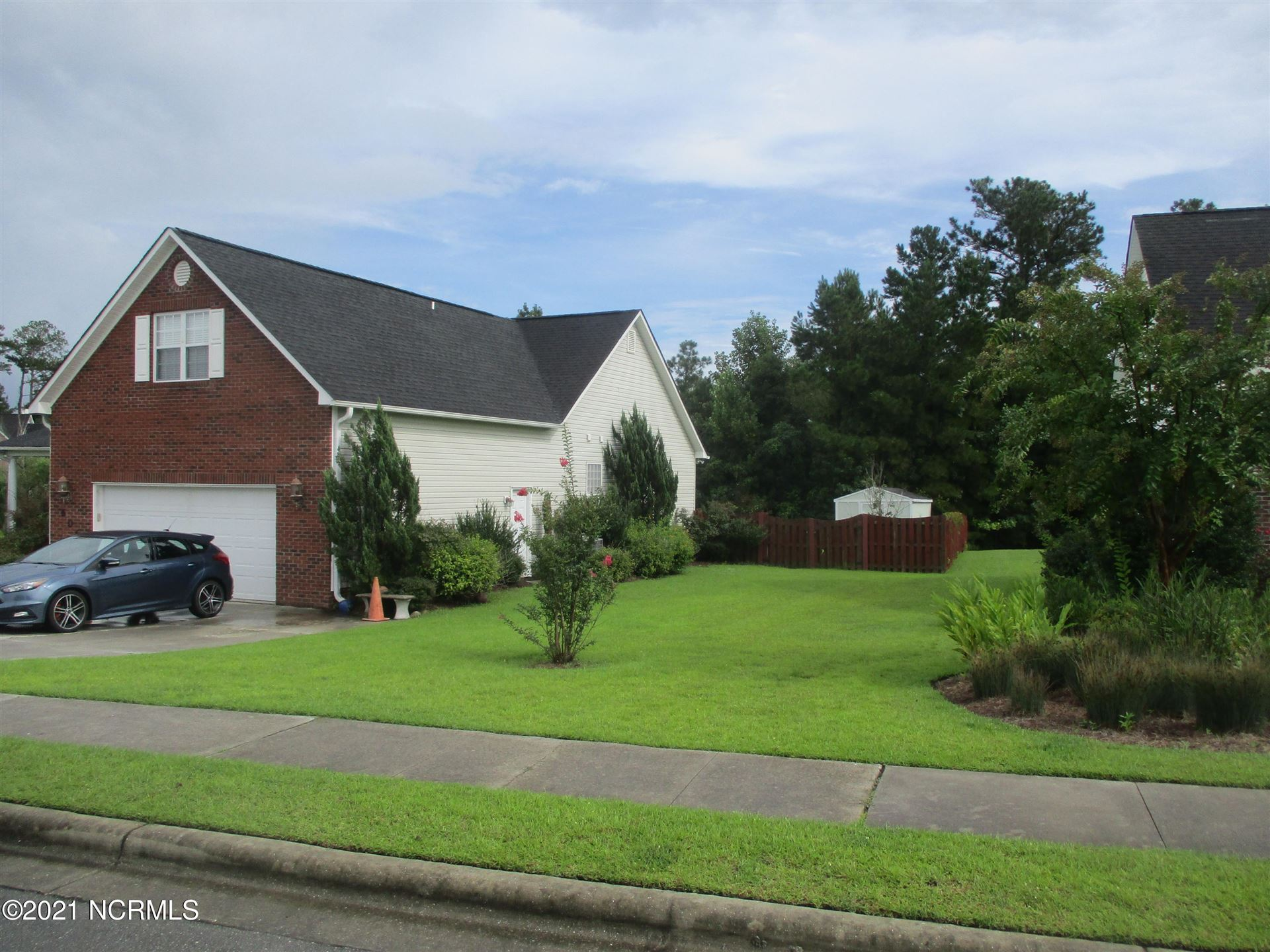 Photo of 601 Stagecoach Drive, Jacksonville, NC 28546 (MLS # 100287236)