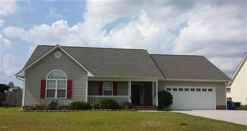 Photo of 121 Harvest Moon Drive, Richlands, NC 28574 (MLS # 100220237)