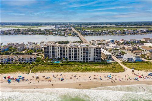 Photo of 95 S Lumina Avenue #3-J, Wrightsville Beach, NC 28480 (MLS # 100280237)