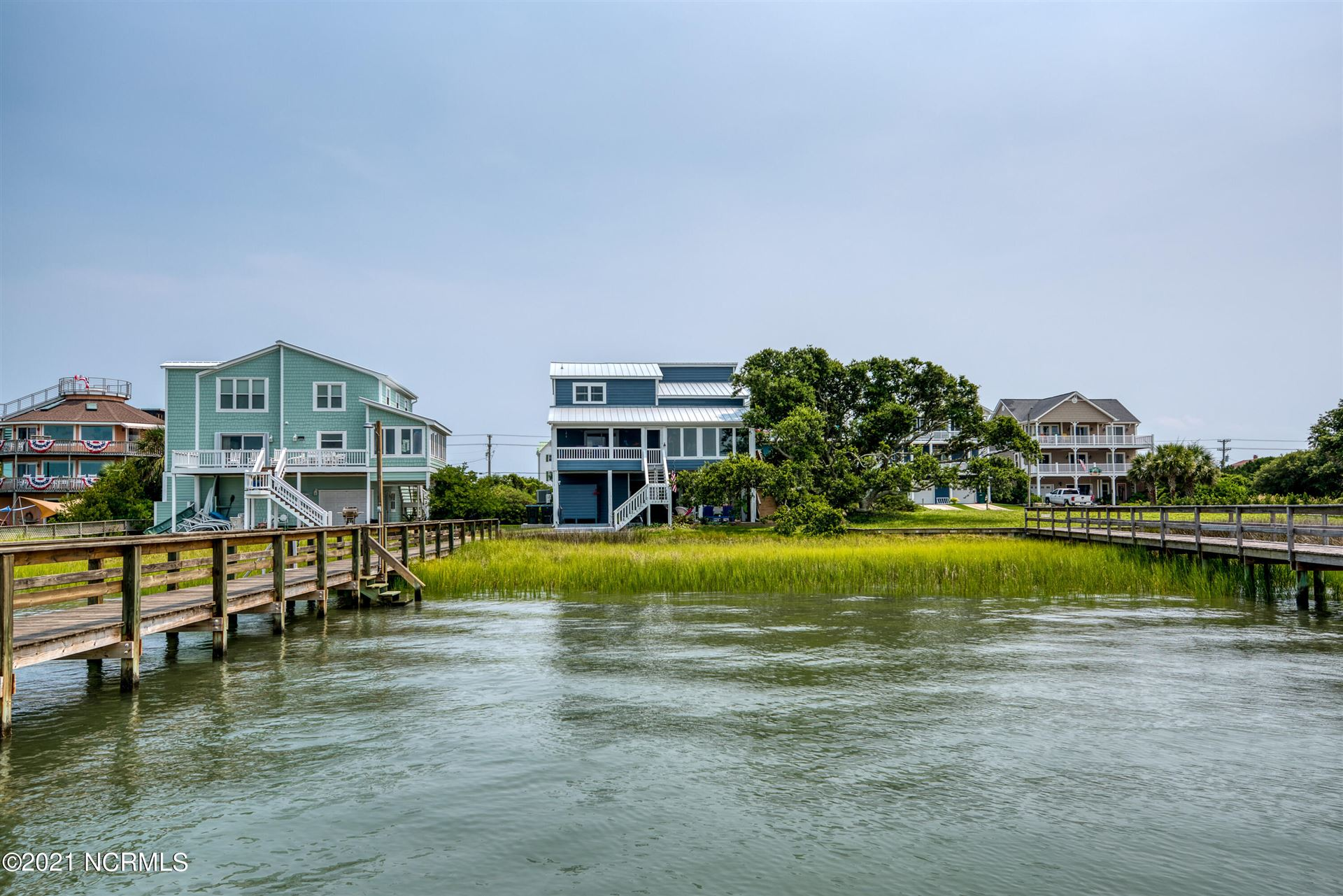 Photo for 7 Banks Channel, Topsail Beach, NC 28445 (MLS # 100285237)