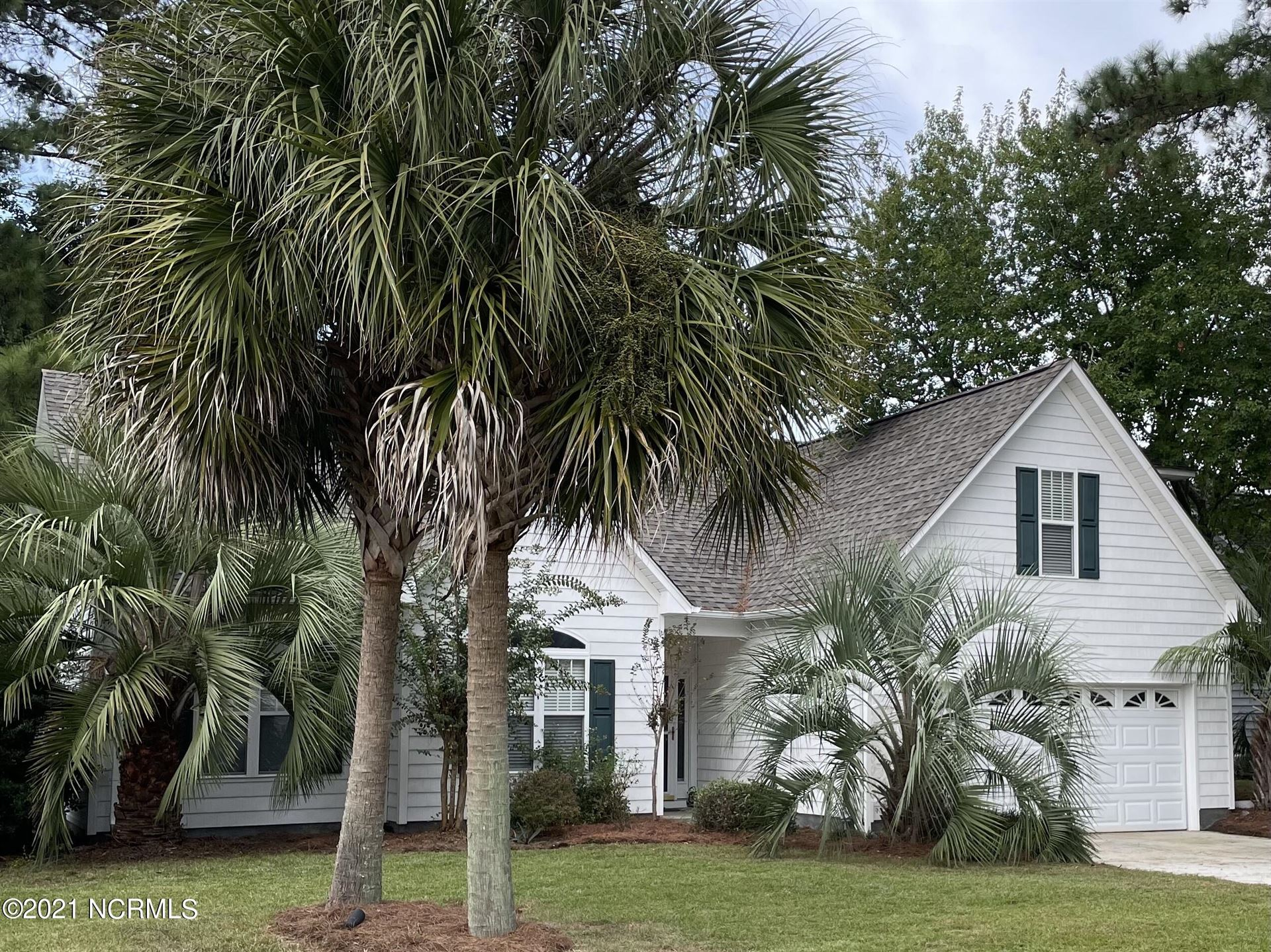 Photo of 109 Southern Magnolia Court, Hampstead, NC 28443 (MLS # 100294237)