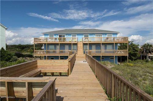 Photo of 8709 Ocean View Drive #E, Emerald Isle, NC 28594 (MLS # 100183238)