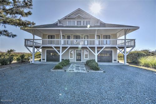 Photo of 1233 Ocean Boulevard W, Holden Beach, NC 28462 (MLS # 100195238)