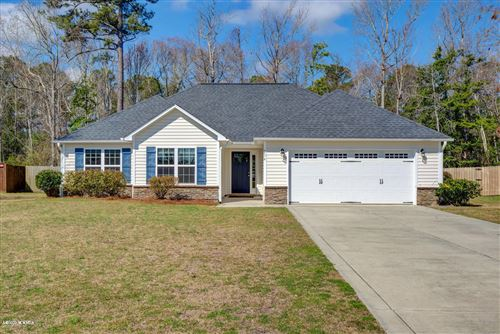 Photo of 234 Marsh Haven Drive, Sneads Ferry, NC 28460 (MLS # 100210238)