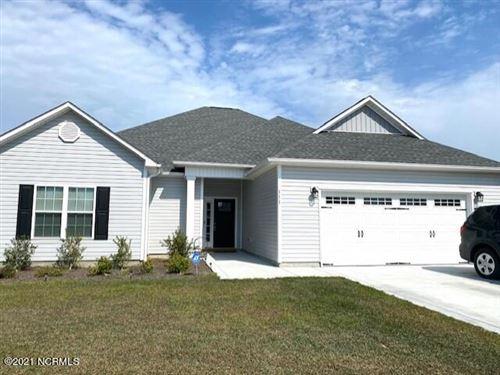 Photo of 111 Village Creek Drive, Maysville, NC 28555 (MLS # 100269238)