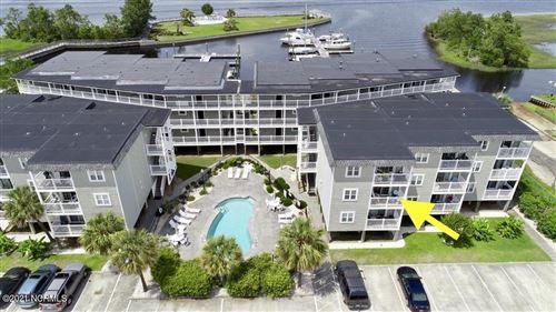 Photo of 5400 E Yacht Drive #C2, Oak Island, NC 28465 (MLS # 100282240)
