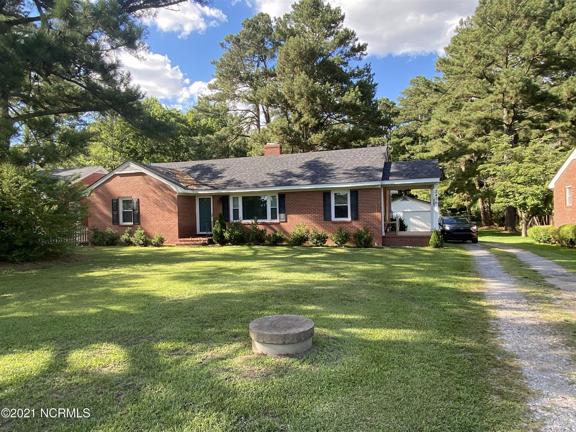 Photo for 2406 Meadowbrook Road, Rocky Mount, NC 27801 (MLS # 100278241)