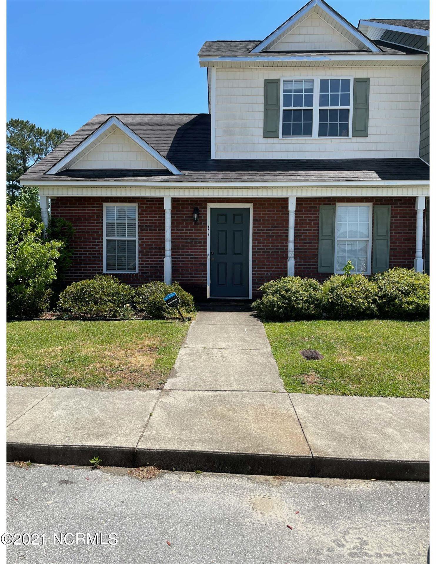 Photo of 406 Streamwood Drive, Jacksonville, NC 28546 (MLS # 100273242)