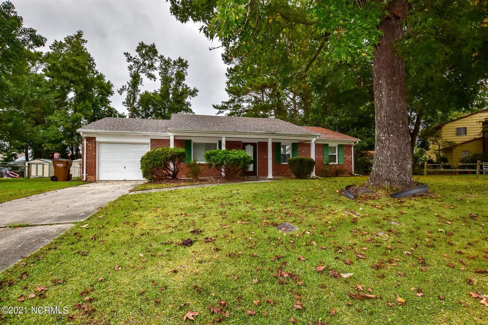Photo of 21 Walnut Drive, Jacksonville, NC 28546 (MLS # 100295242)