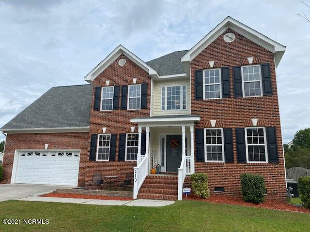 Photo of 210 Stagecoach Drive, Jacksonville, NC 28546 (MLS # 100296243)