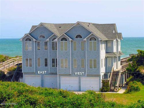 Photo of 5701 Ocean Drive #E&W, Emerald Isle, NC 28594 (MLS # 100197245)