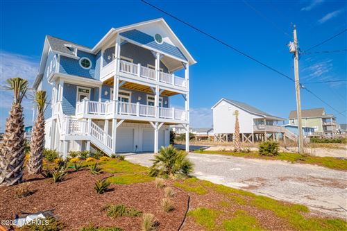 Photo of 1801 N Shore Drive, Surf City, NC 28445 (MLS # 100229245)