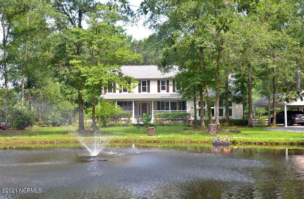 Photo of 8403 Horse Branch Road, Willard, NC 28478 (MLS # 100283245)