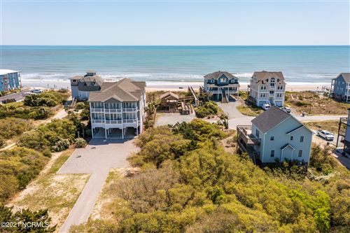 Photo of 29 Porpoise Place, North Topsail Beach, NC 28460 (MLS # 100266246)