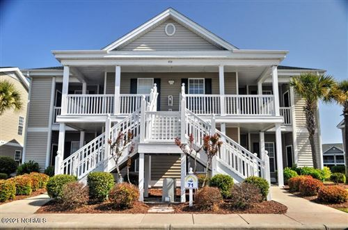 Photo of 973 Great Egret Circle SW #4, Sunset Beach, NC 28468 (MLS # 100260247)