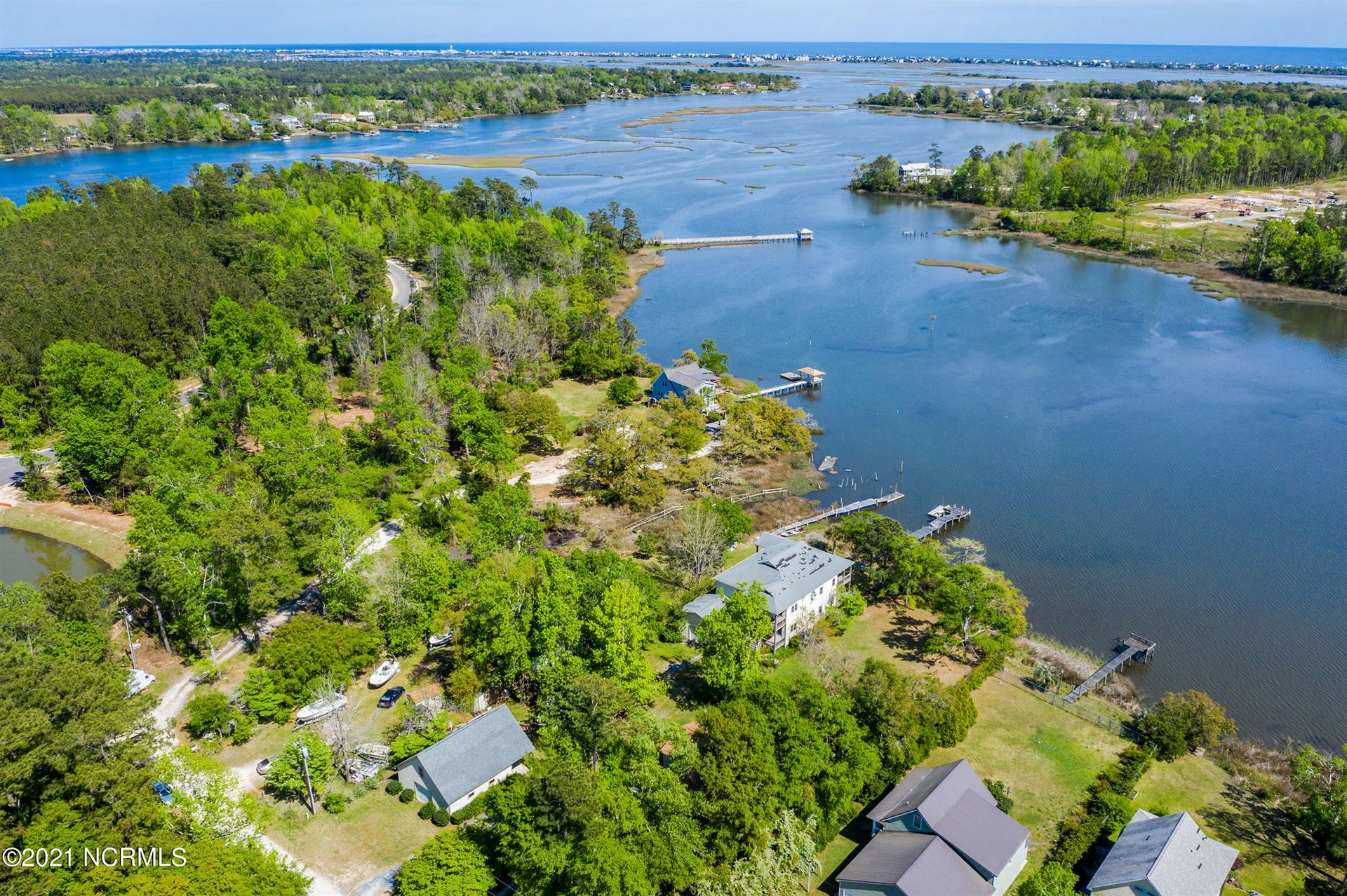 Photo for 722 Bay Harbor Drive, Hampstead, NC 28443 (MLS # 100268248)