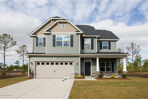 Photo of 129 Oyster Landing Drive #Lot 65, Sneads Ferry, NC 28460 (MLS # 100120249)