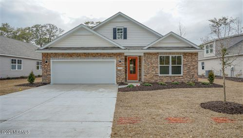 Photo of 606 Silos Way #Lot 1643 - Dover D, Carolina Shores, NC 28467 (MLS # 100257249)