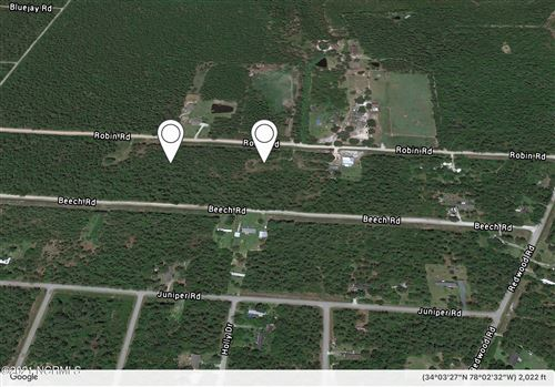 Photo of 4 Lots Robin Road, Boiling Spring Lakes, NC 28461 (MLS # 100260249)