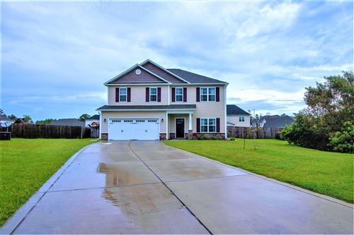 Photo of 261 Cuddy Court, Sneads Ferry, NC 28460 (MLS # 100237250)