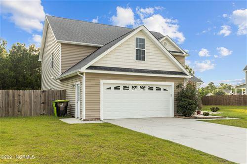 Photo of 904 Morganser Drive, Swansboro, NC 28584 (MLS # 100282250)