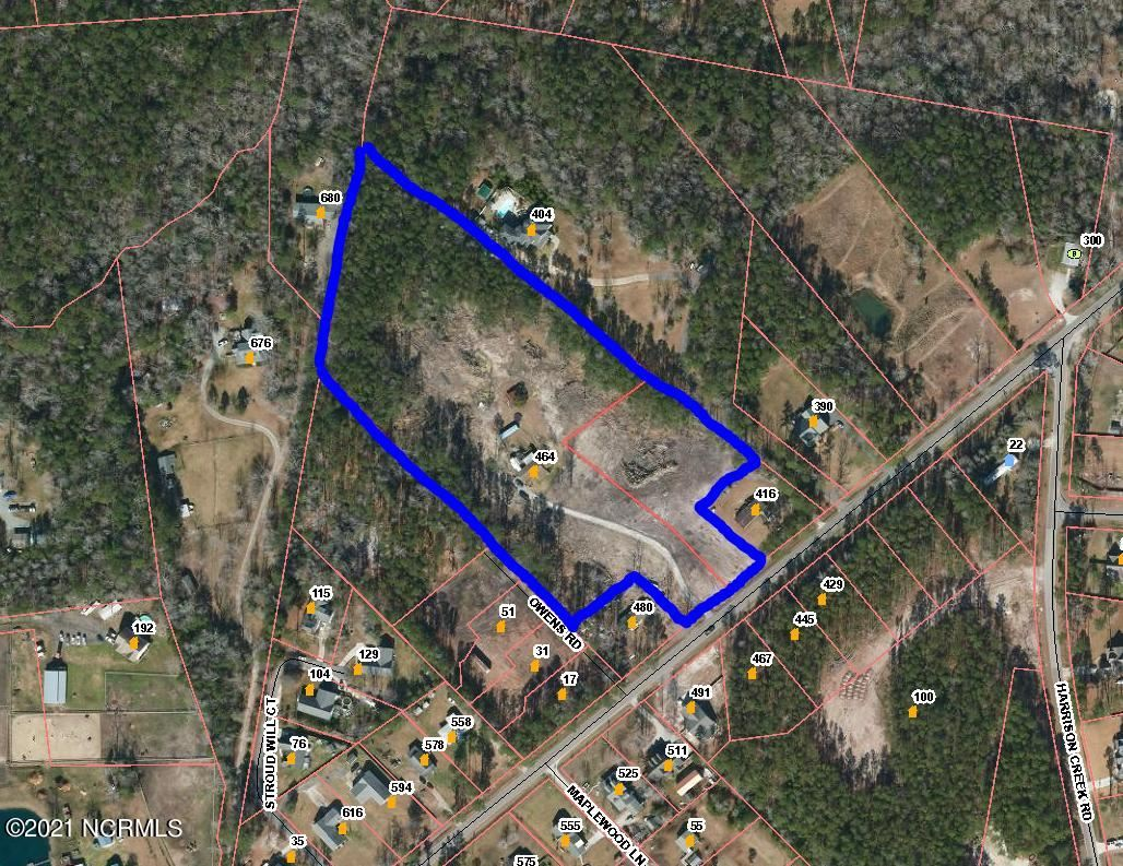 Photo for 464 Island Creek Road, Rocky Point, NC 28457 (MLS # 100269250)