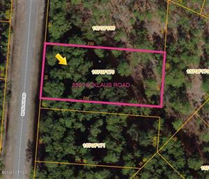 Photo of 858 Nicklaus Road, Boiling Spring Lakes, NC 28461 (MLS # 100187251)