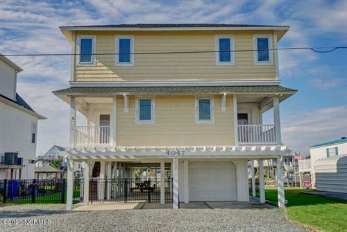 Photo of 4047 4th Street, Surf City, NC 28445 (MLS # 100258251)