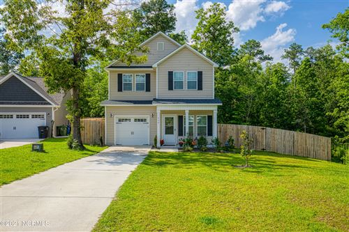 Photo of 114 Welcome Way, Sneads Ferry, NC 28460 (MLS # 100276251)