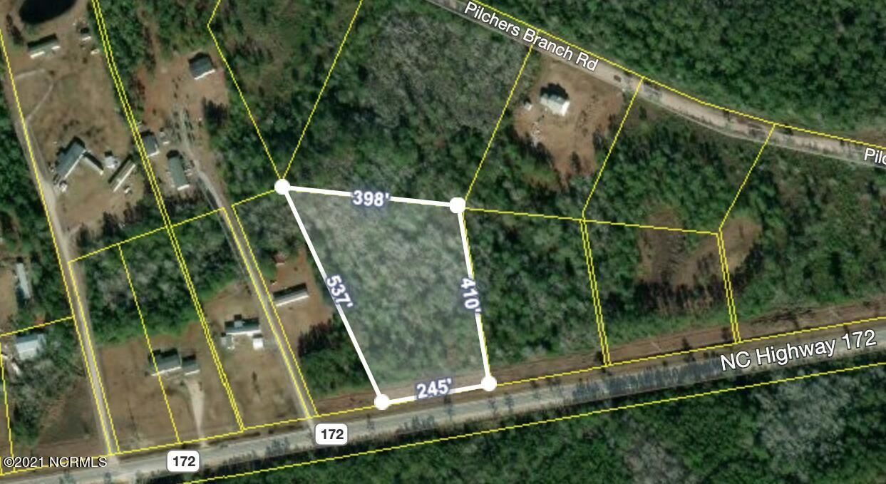 Photo of 1547 Highway 172, Sneads Ferry, NC 28460 (MLS # 100292251)