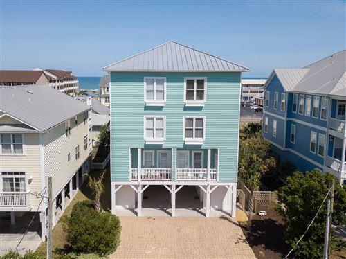 Photo of 1107 Bowfin Lane #2, Carolina Beach, NC 28428 (MLS # 100218252)