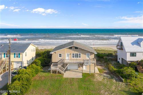 Photo of 311 Ocean Drive, Emerald Isle, NC 28594 (MLS # 100276252)