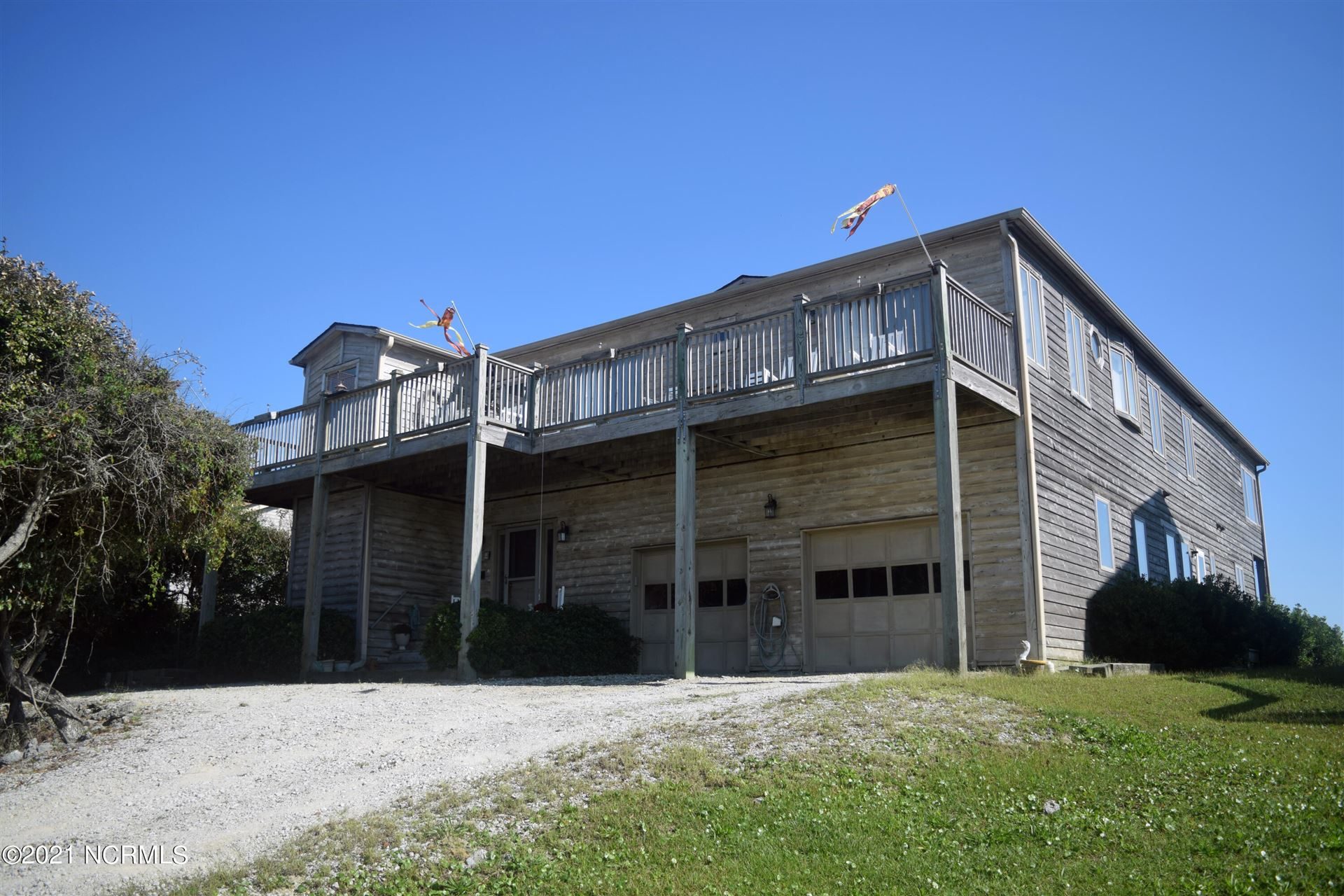 Photo of 3592 Island Drive, North Topsail Beach, NC 28460 (MLS # 100283252)