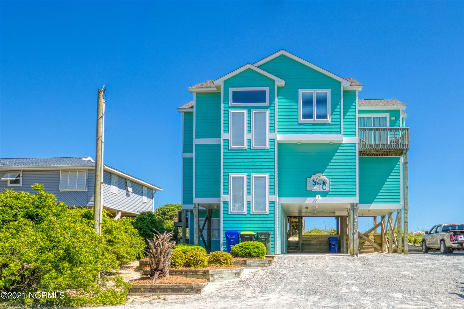 Photo for 1710 S Shore Drive, Surf City, NC 28445 (MLS # 100268253)