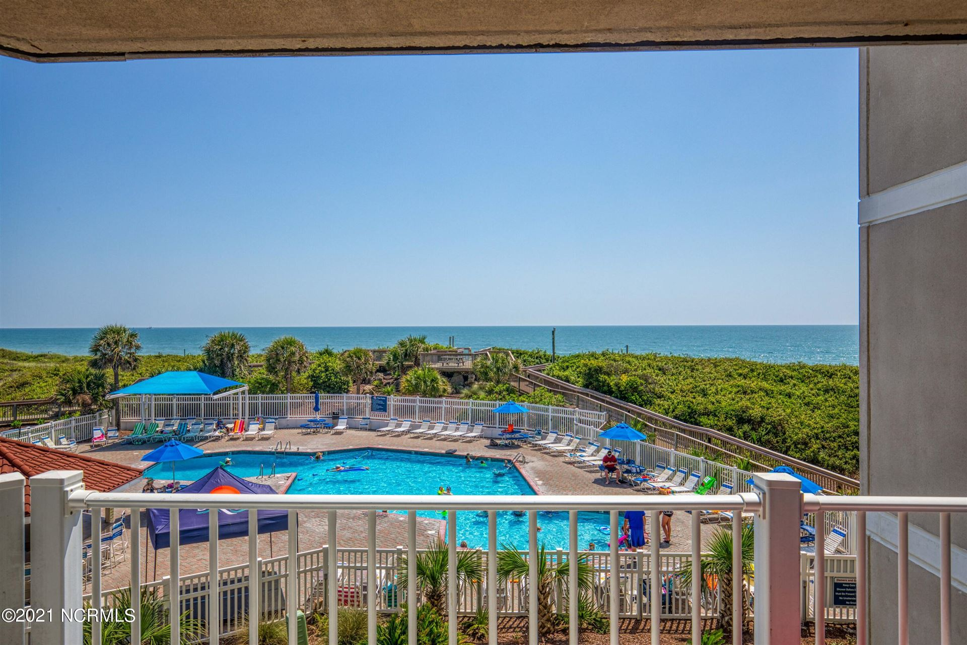 Photo of 2000 New River Inlet Road #2211, North Topsail Beach, NC 28460 (MLS # 100287253)