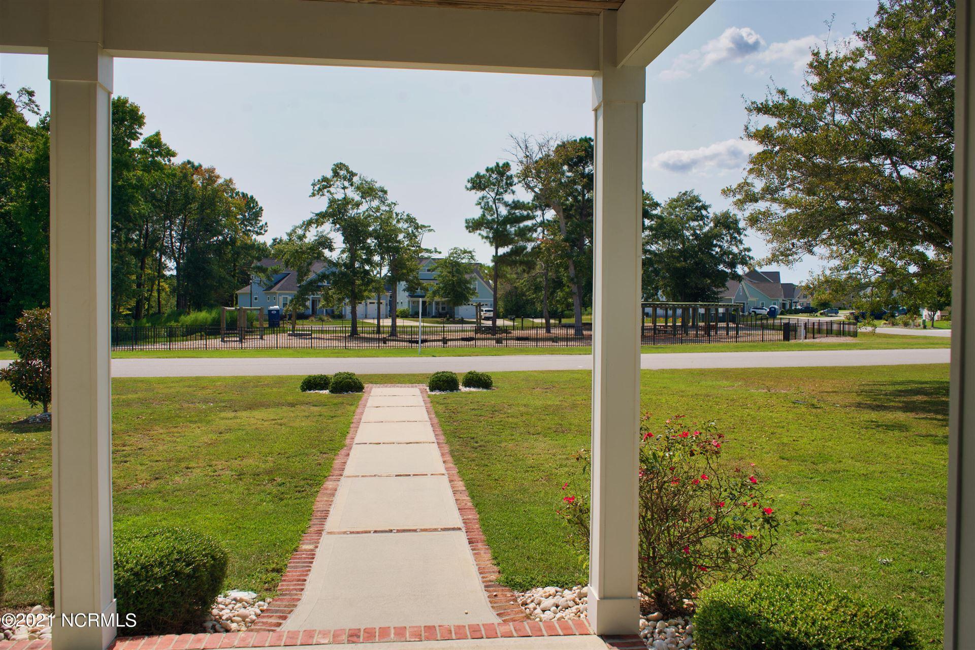Photo of 307 Bogue Watch Drive, Newport, NC 28570 (MLS # 100291253)