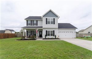 Photo of 413 Fawn Meadow Drive, Richlands, NC 28574 (MLS # 100188254)