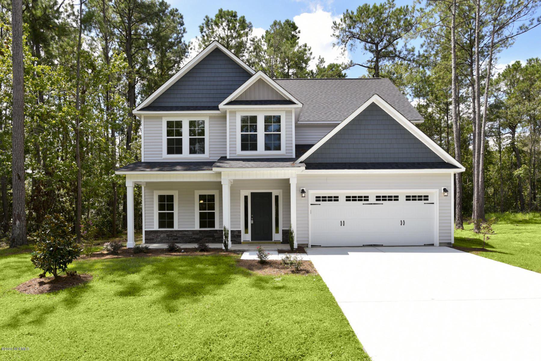 206 Peters Lane, Jacksonville, NC 28540 - #: 100145254