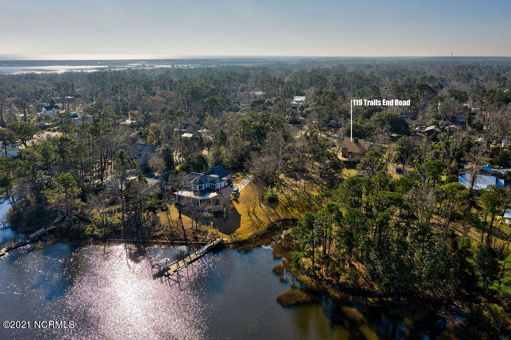 Photo for 119 Trails End Road, Wilmington, NC 28409 (MLS # 100252254)