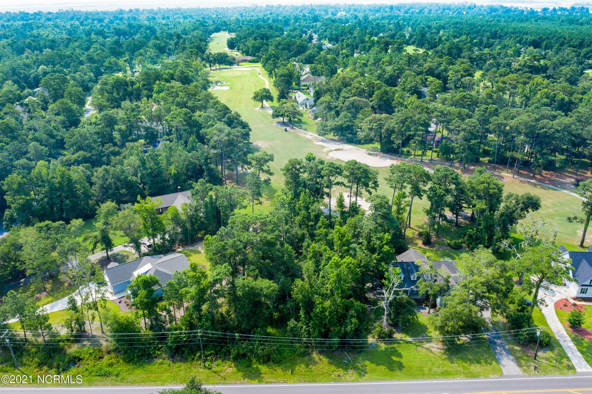 Photo of Lot 4 Olde Point/Country Club Road, Hampstead, NC 28443 (MLS # 100273254)
